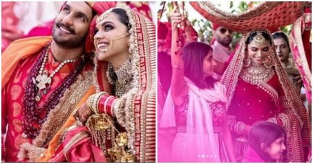 FIRST PICS: Gorgeous Photos From The DeepVeer Anand Karaj Are FINALLY Here!