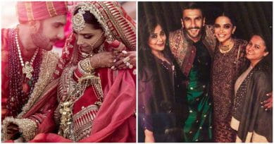 See Here: MORE INSIDE PICS from the DeepVeer Wedding