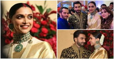 ALL PICS & VIDEOS INSIDE: The DeepVeer Wedding Reception In Bengaluru