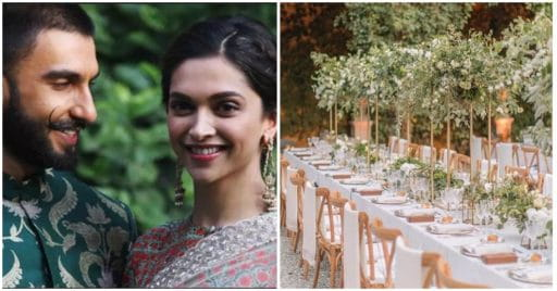 All Pics Inside: This Is What The Venue Of The DeepVeer Wedding Looks Like