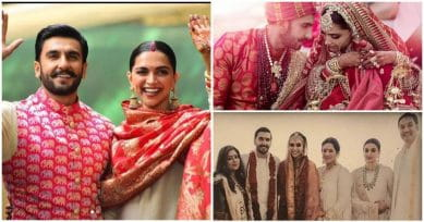 MORE DETAILS: All The Inside Stories From The Fairytale DeepVeer Wedding
