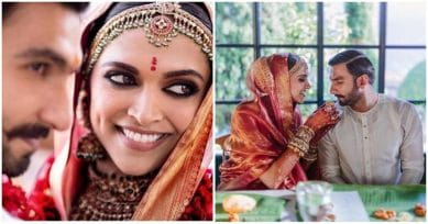 PHOTOS INSIDE: Ranveer Singh Just Shared Dreamy Pictures From His Konkani-Style Marriage With Deepika Padukone