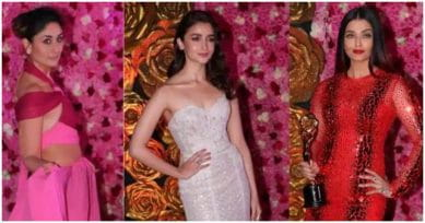 PICS INSIDE: When The Biggest Stars Came Together For The Lux Golden Rose Awards 2018 Last Night