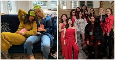 Priyanka Chopra & Friends Are Livin' It Up At Her Bachelorette in Amsterdam (More Pics Inside)