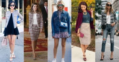Trending: Here's How You Can Style Your Tweed Outfits
