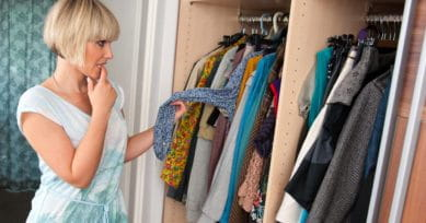 3 Easy Ways To Give Your Wardrobe A Makeover