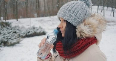 How To Increase Your Fluid-Intake In Winter