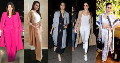 5 Trendy Duster Coat Outfits For Winters
