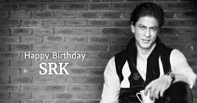 Shah Rukh Khan Turns 53 Today And Is Already Swamped With Adorable Birthday Wishes