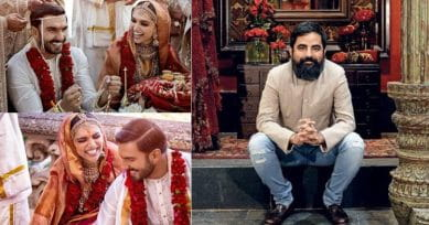 #DeepVeerKiShaddi: Designer Sabyasachi Trolled For Not Giving Due Credit AGAIN After False Claims!