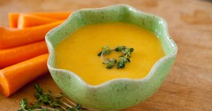 Winter Special: Hot 'N' Scrumptious Carrot Soup