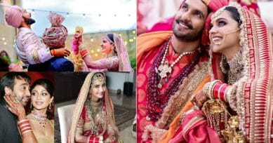 IN PICS: 10 Bollywood and TV Stars Flaunting Their Wedding 'Choodas'