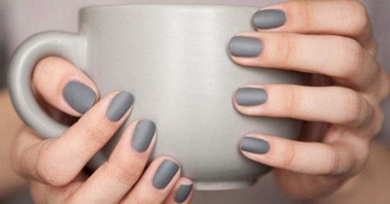 5 Uncommon Matte Nail Colours You Must Have This Winter