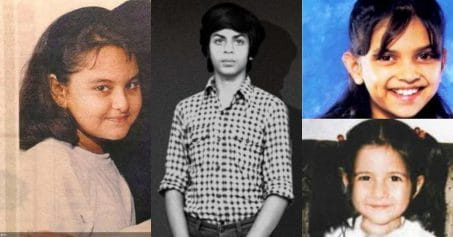 Children's Day Special: Top Bollywood Celebs And Their Rare Childhood Pictures