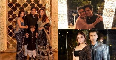 In Pics: B-Town Kicks Off Diwali In Style At SRK & Shilpa Shetty's Diwali Bash Over The Weekend