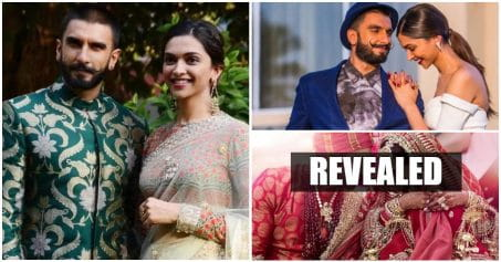 The First Round of Pics Of Deepika Padukone-Ranveer Singh As A Married Couple Are OUT!