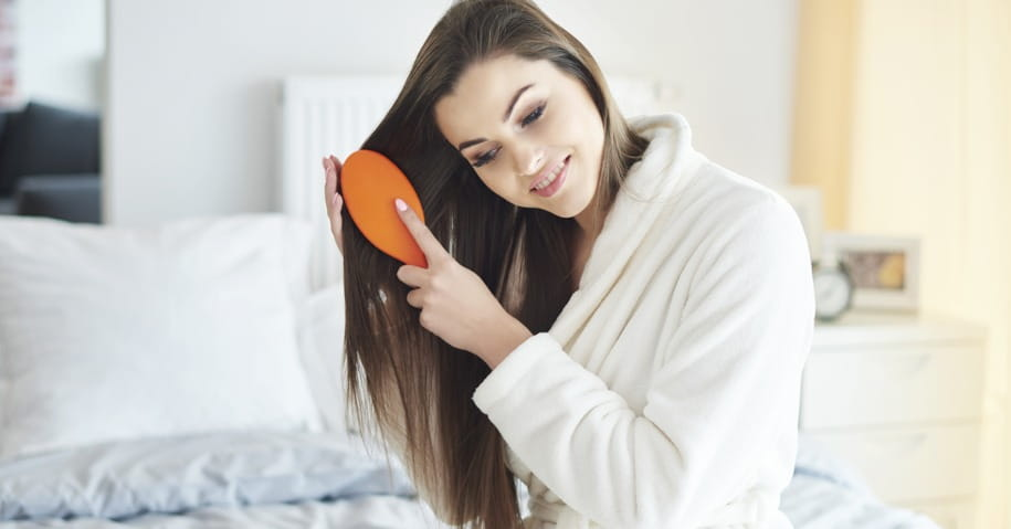 5 Surprising Benefits of Brushing Your Hair EVERYDAY!   Hair Care Guide