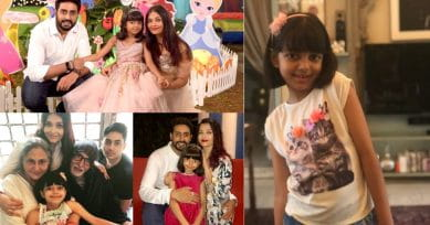 Bachchan Family Sends Birthday Wishes To Their Little Aaradhya!