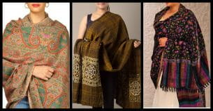 7 Ethnic Shawls To Choose From