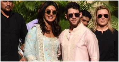 Priyanka Chopra Gets Emotional At The Sangeet Ceremony!