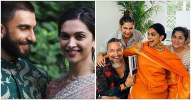 PHOTO ALERT: The First Pics From The DeepVeer Wedding Are Here!