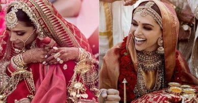 #DeepVeerKiShaadi: What We Loved About Deepika Padukone's Bridal Looks