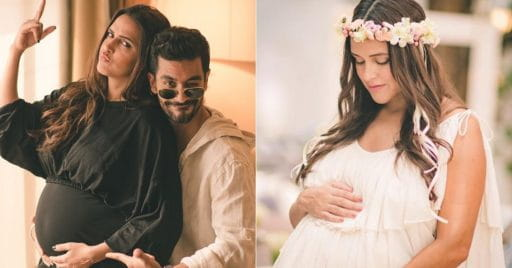 Neha Dhupia-Angad Bedi Blessed With Baby Girl!