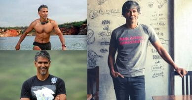 HAPPY BIRTHDAY MILIND SOMAN! Here Are All The Photos That Made Us Love Him
