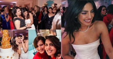 Sonali Bendre Shares An Adorable Photo From Priyanka Chopra's Bridal Shower