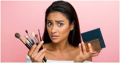 Are You Using Too Many Beauty Products?