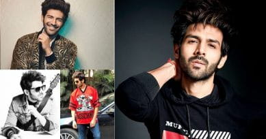 Drool-Worthy PHOTOS: Birthday Boy Kartik Aaryan Turns 28 In Style