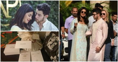 The PeeCee-Nick Jonas Wedding Details Are Out!