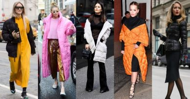 TRENDING: How To Style Puffer Jackets This Winter Season