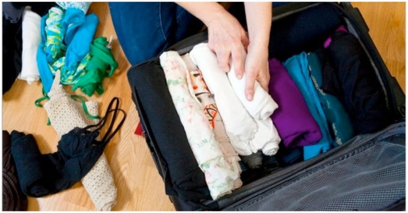 Life-Easing Trick: Why Rolling Clothes Is Better Than Folding Them