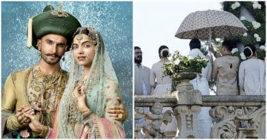Pics Inside: DeepVeer Are Having The Most Secretive Wedding We've Seen In Recent Times; Asks Guests To Remove Social Media Posts