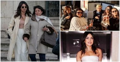 Nickyanka Wedding: Priyanka Chopra Travels To Paris For Wedding Shopping And More!