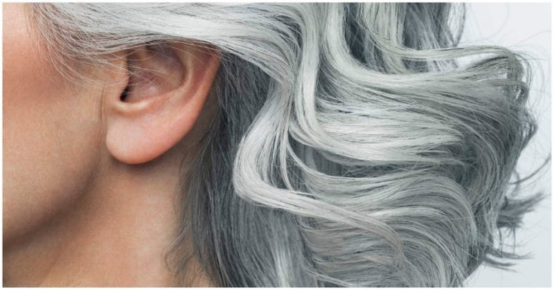5 Effective Home Remedies To Darken Grey Hair | Hair Care Tips
