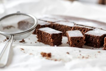 Christmas Special: White Brownies