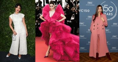 3 Bollywood Actresses Who Stole The Show On Red Carpets In 2018