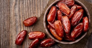 Beauty Tip: 4 Reasons You Should Eat Dates