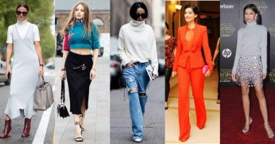 Winter Fashion: How To Style A Turtleneck