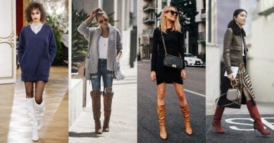 TRENDING: Upgrade Your Winter Looks With Slouch Boots!