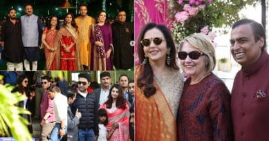 Hilary Clinton, Priyanka Chopra, Salman Khan And Other Bollywood Stars Fly In For Isha Ambani's Wedding!