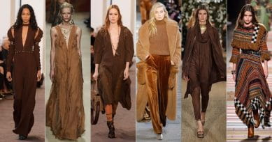 Winter Trends: The Colour Brown Will Rule This Season!