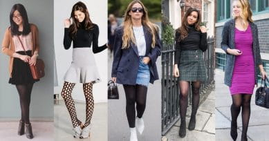 Fashion Guide: How To Wear Stockings This Winter