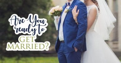 Relationship Quiz: Are You Ready For The Next Big Step-MARRIAGE?