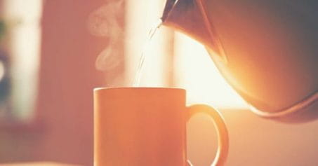 Here's Why You Should Drink Warm Water First Thing When You Wake Up
