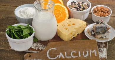 Here's Why You Should Have A Calcium-Rich Diet