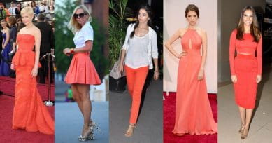 Trend Alert: How To Wear Coral The Colour Of 2019