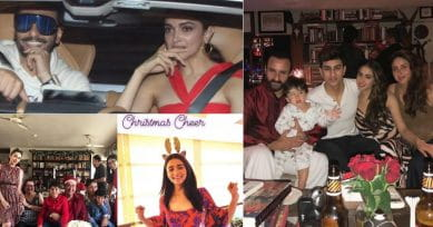 PHOTOS INSIDE: Here's How Bollywood Celebrated #Christmas2018 In Style